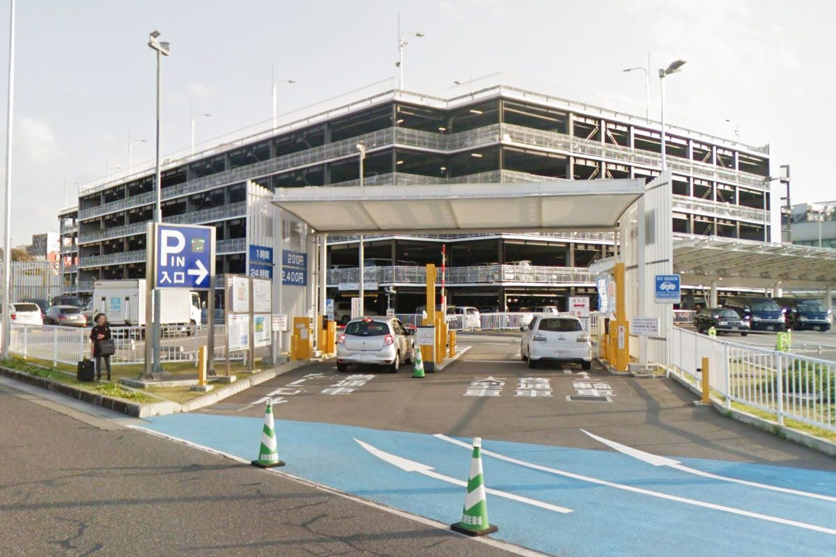 空港 車場 福岡 駐